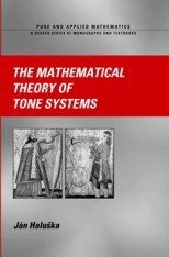 The Mathematical Theory of Tone Systems