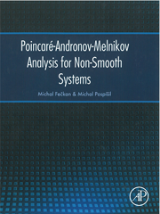 book cover - Poicaré-Adnronov-Melnikov Analysis for Non-Smooth Systems